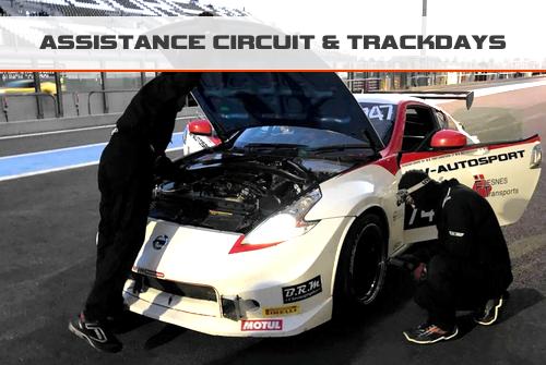 Assistance circuit 370z wautosport