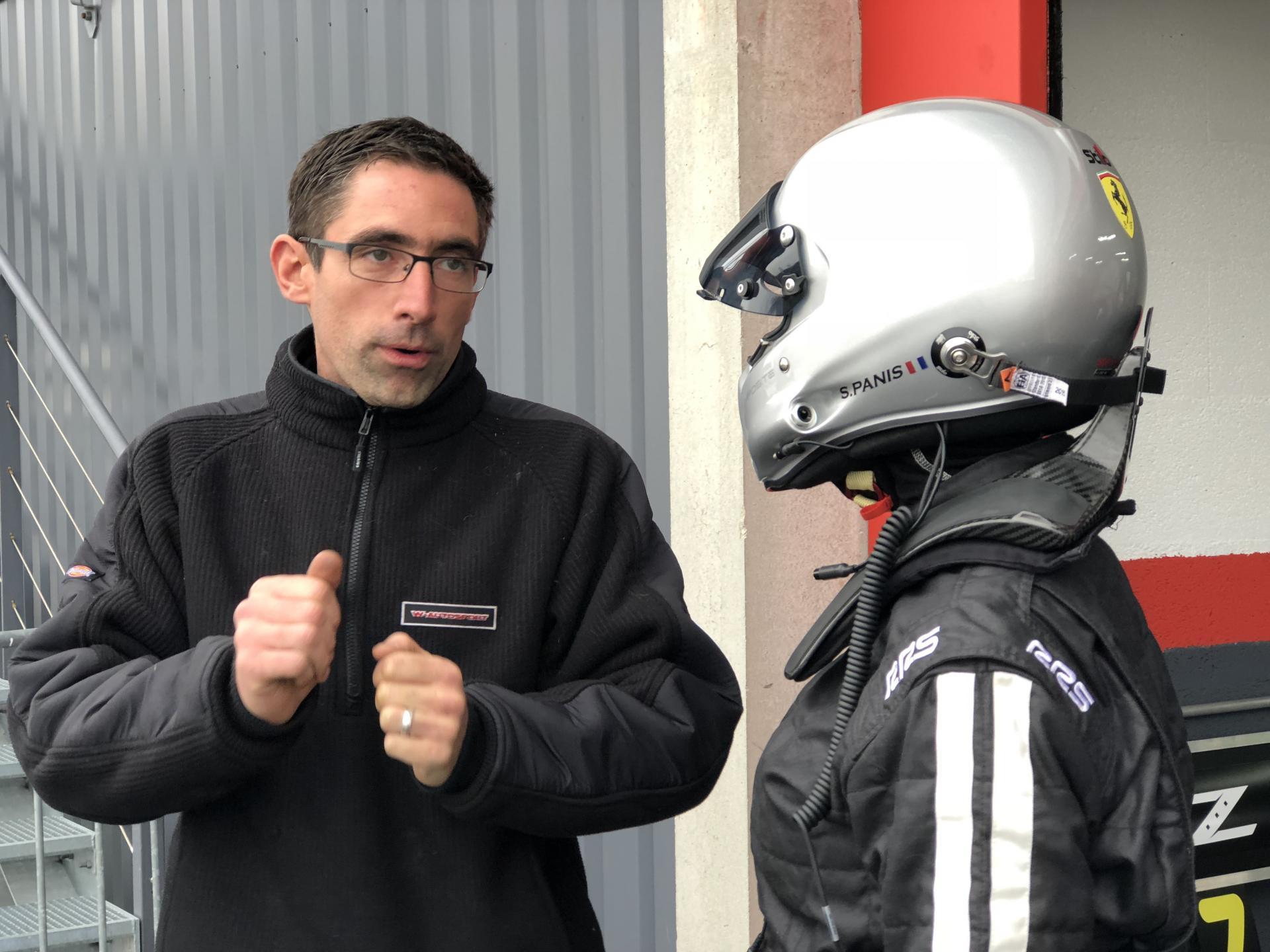 TTE 2019 - course 1 - LE VIGEANT