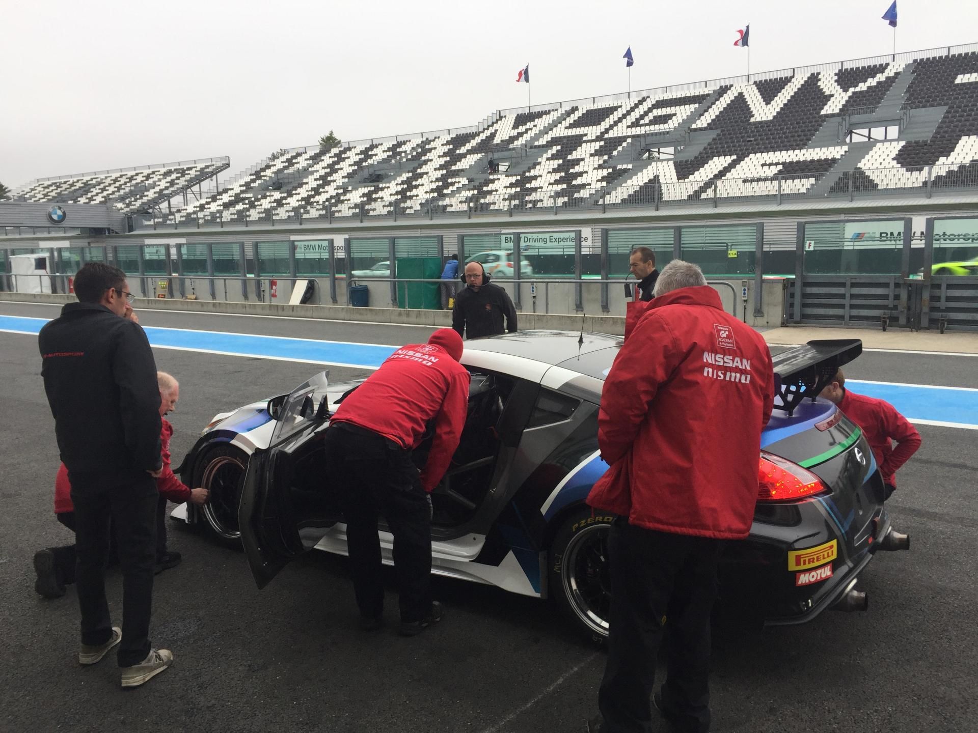 TTE 2018 - course 6 - NEVERS MAGNY-COURS