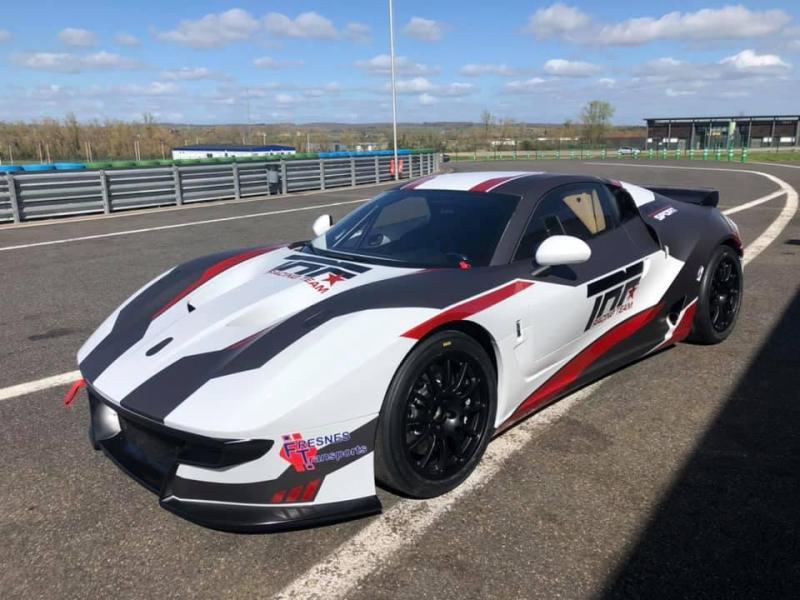 Ligier JS2R W-autosport