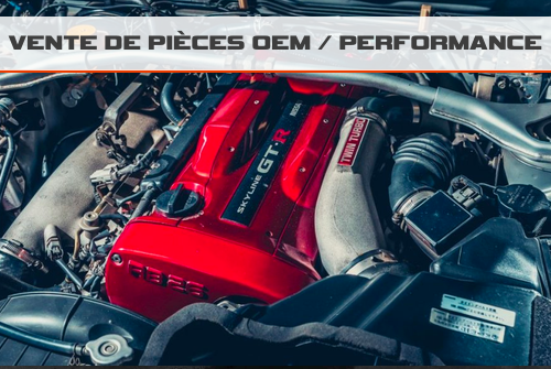Vente pieces performance wautosport